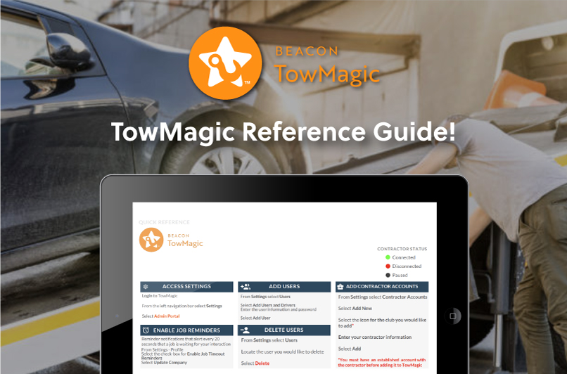 TowMagic-reference